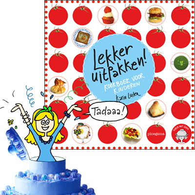 Kinderkookboek Lekker uitpakken!