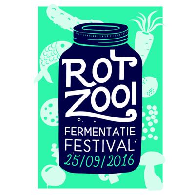 Rotzooi fermentatiefestival