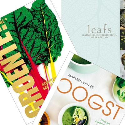 3x groentekookboek