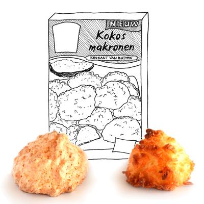Kokosmakronen