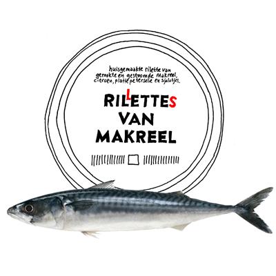 Makreelrillettes