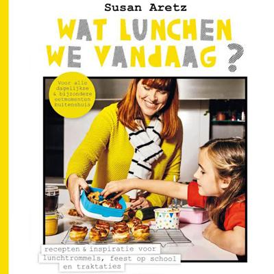 Kookboek Wat lunchen we vandaag?