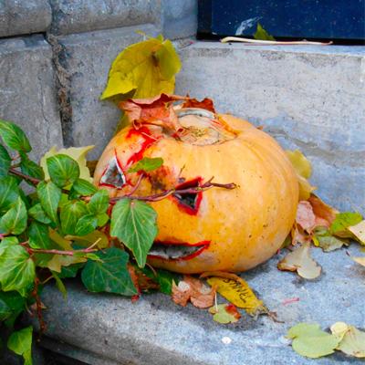 Halloweenpompoenrecepten