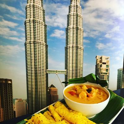 Curry uit Maleisië