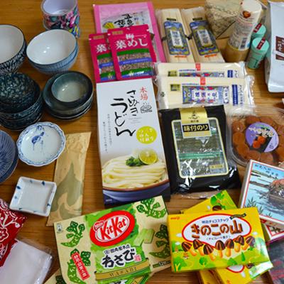 Japanse culisouvenirs