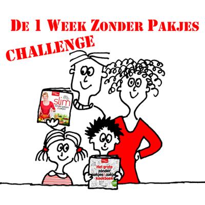 1 Week Zonder Pakjes Challenge