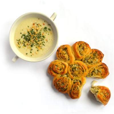 Pastinaaksoep (zonder maaltijdbox)