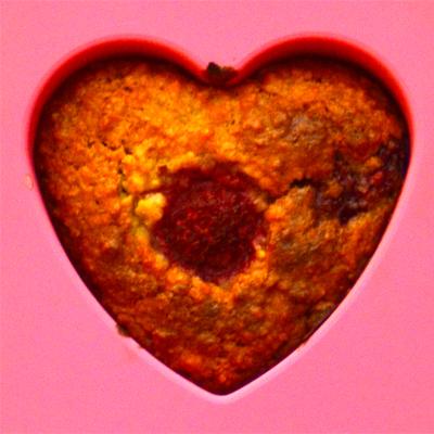 Valentijnsdag: muffinhartjes
