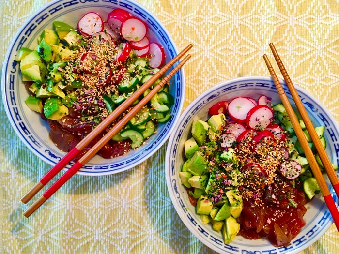 Furikake Koken Met Karin