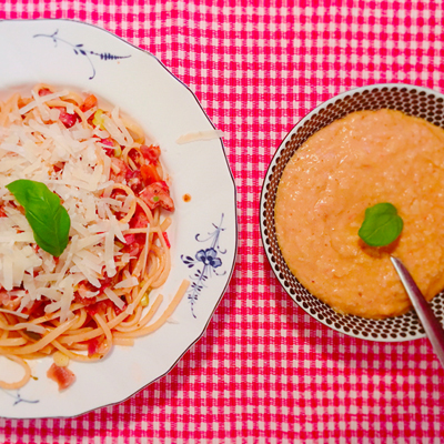 Zacht voedsel (11): pasta