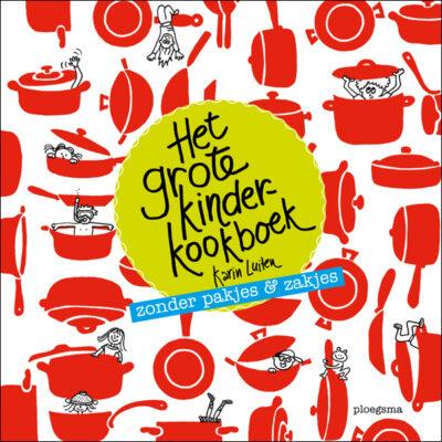 Het Grote Kinderkookboek ZPZ