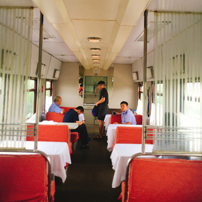 10x Trans-Mongolië Express