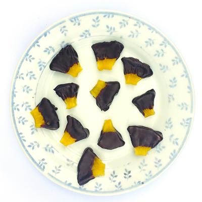Ananas-chocolaatjes