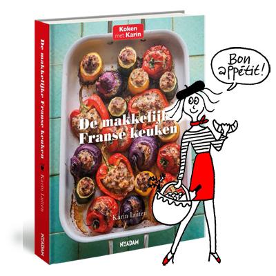 Voilà: Frans kookboek