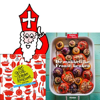 Sinterklaastip: een boek!
