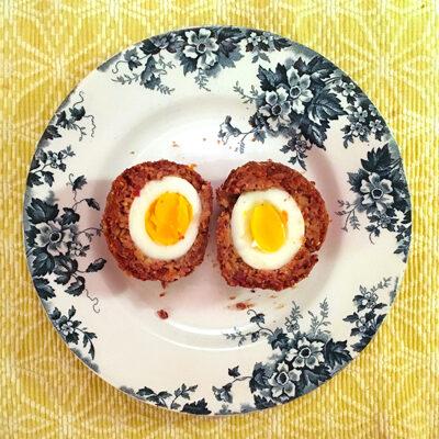 Vega Schotse eieren