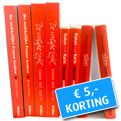 €5 Kookboekkorting
