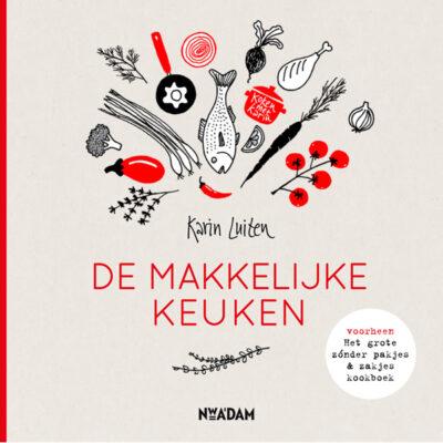Cover De makkelijke keuken
