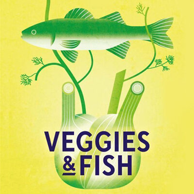 Kookboek Veggies & Fish