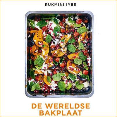 Kookboek De wereldse bakplaat